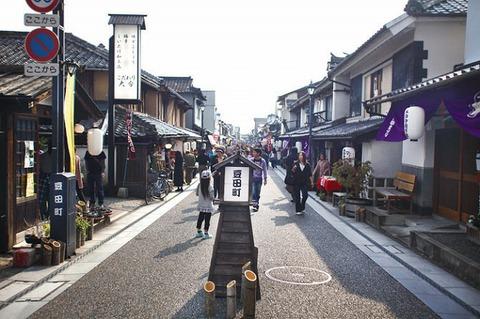 日田・豆田町散策と大はら茶屋ランチコース