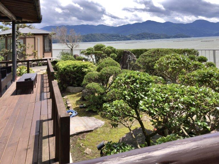 ツアーレポート:糸島コース  お食事先「僧伽小野一秀庵」