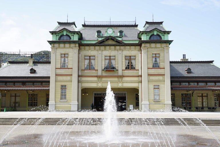 【福岡の避密の旅対象】「旧松本邸」でゆったりランチと皿倉山・門司港レトロ